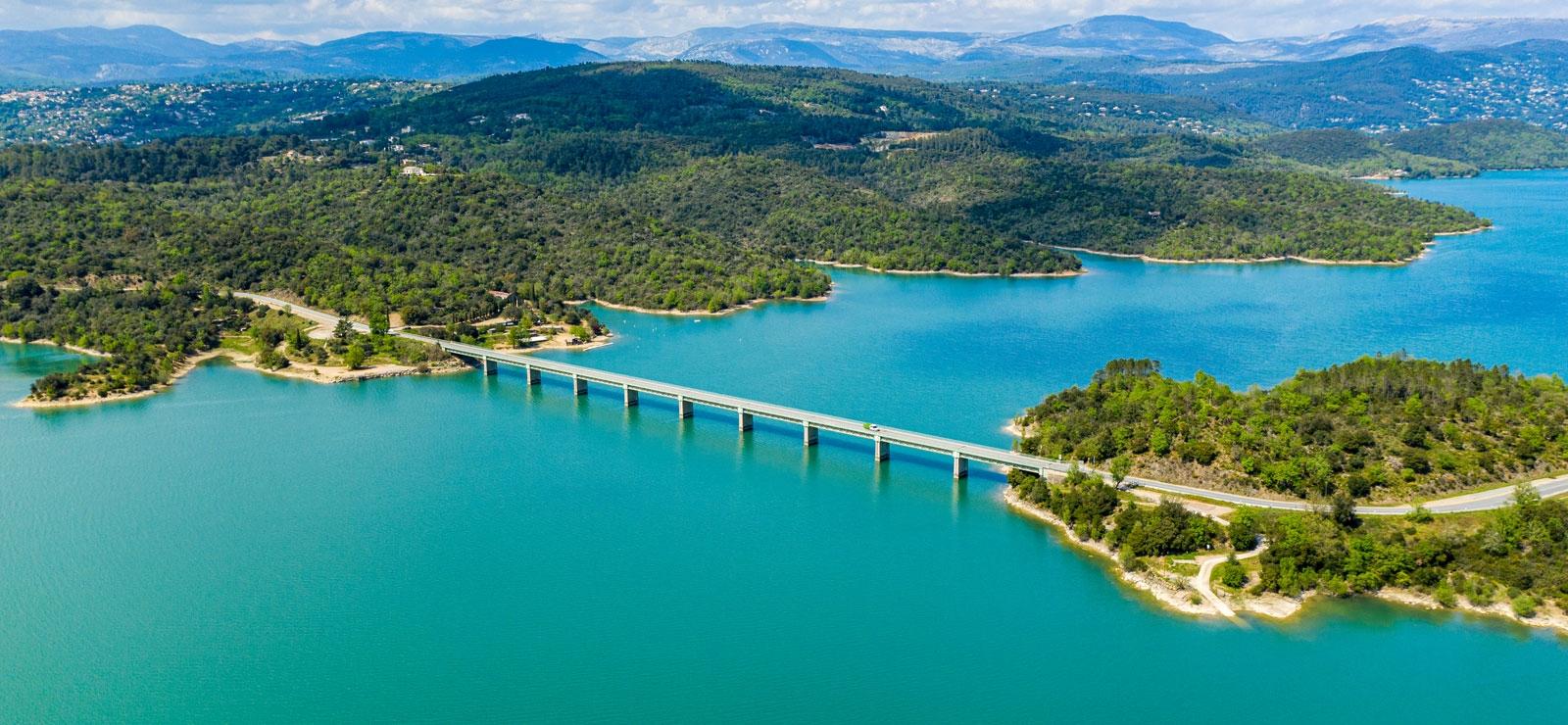 Fontsante.org - Sauvons le lac de Saint-Cassien
