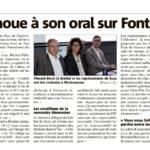 Réunion contre le projet Fontsante à Montauroux